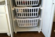Laundry Room / by Kelly Bailey