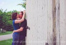 Engagements / by Stephanie Glover Photography