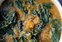 fall.vegetarian.soups / by Elana Leoni