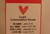 God Loves You and Me:) / by Amanda Vaughan