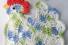 Crochet Kitchen/Dinning room / by Käe Smith