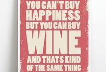 Vino = Happy / by Alizah Wright