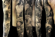 Tattoos / by Robert Anderson