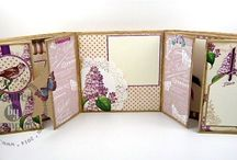 Mini Albums, Art Journals, 3-D projects / . / by Judy Shears
