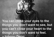 Johnny Depp / by Hannah Kitzmann