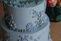 cakes / by Andrea Armbruster