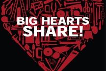Harmonious Hearts! / by Karlie Sky