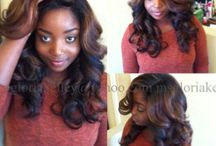 Beautiful Hair <3 / by Alexus Fisher