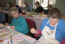 Penn's Woods Painters Class / by Pampered Palette