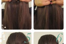 Hair / by Rachel Gardiner