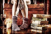 Bookworm  / by Jilly Belair