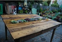 pallet creations / by Michele Williams