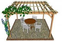 Backyard ideas / by Kathy Fallon Hardy