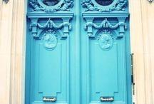 Doorways / by Kelley Walker
