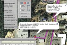 GPS Tracking - SpyChest.com / SpyChest.com's GPS tracking and logging systems are some of the most reliable systems on market today. Real-time GPS trackers provide up to 3 sec refresh rate on a vehicles locale and history. GPS loggers provide a historical record of past location history by storing GPS coordinates for later retrieval. #GPS #tracking #tracker #live  / by Spy Chest