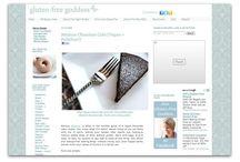 VEGAN GLUTEN-FREE BLOGS/BOOKS / by Maureen Grant