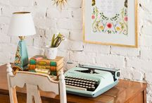 inspiration room / by Kirsten Evans