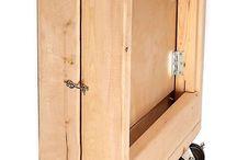 Garage & Woodworking / by David