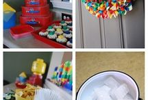 lego party / by Tracey Smithers