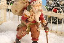 Old World Santas / by Sheila Wilcox