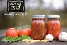 Preserving food / by Laura Berghorn Thering