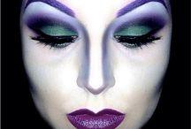 halloween makeup / by Nicole Gallentine