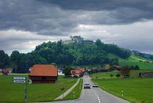 Switzerland / by Victor Tribunsky