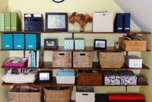 basement & storage / by Kay Huey