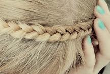 Hair DO's  / by Kristin Kreiner