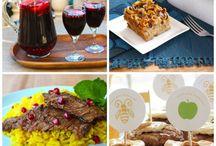 Rosh Hashanah Recipes/Ideas / by Michelle Goldwasser
