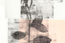 Monoprints / by Kathleen Gittleman