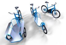 Modular Electric Cargo Bike Design / by Electric Bike Report