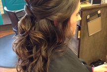 Hairstyles / by Kristyn Bilello