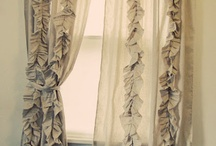 Curtains / by Cathi Arneson