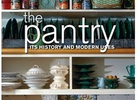 Books On Pantries / by Catherine Pond