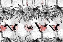 Flamingo. :) / by Donna Snodgrass