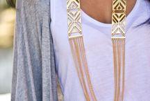 Jewelry / by Melissa Rae