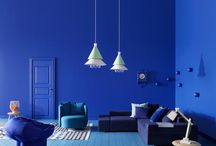 Home & Colors / Dare color in your interiors ! / by Preciously Me
