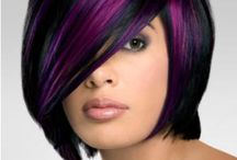 hair ideas / by Pr Rachelle Kammerer