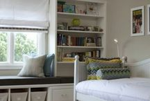 Ideas For My Window Seats / by Vernette Smith