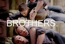 I heart Winchesters  / by Whitney Thompson