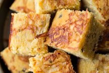 Food: Bread / Sides / Potatoes / by Juliana C