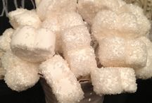 Marshmallow Pops! / by LaKisha Joy Smith