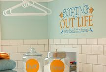 Laundry/Mud Room / by Jami Doll