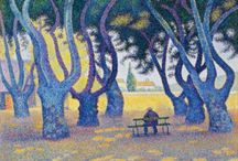 Neo-Impressionism and the Dream of Realities: Painting, Poetry, Music / Images from and inspired by artwork and events surrounding this exhibition, on view at The Phillips Collection Sept. 27, 2014-Jan. 11, 2015. / by The Phillips Collection