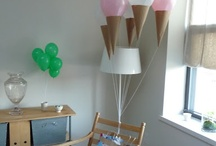 Party Ideas / by Tamara Gunder