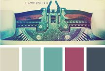 Inspiration | Colors / by Cketch