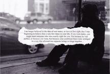 Words / by Nicki Rainey