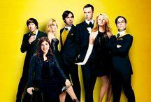 Big Bang Theory / by Samantha McCarroll