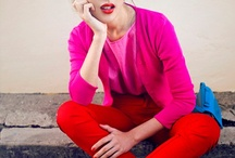 STYLE FILE / Stylish outfit ideas and inspiration for our photoshoots / by Jennie Kay Beauty
